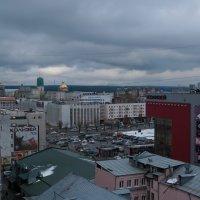 Мой город Пермь :: Юрий Арасланов