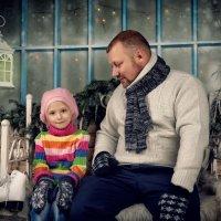 Новогодняя фантазия :: Георгий Муравьев