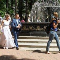Свадебные традиции в Калуге. :: Александр Атаулин