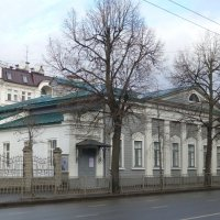 Усадьба Боратынских :: Наиля