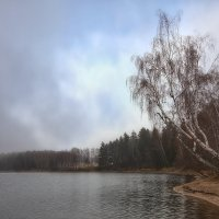 осень на Озерне :: Дмитрий Булатов