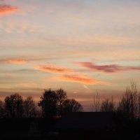 Осеннее небо :: Наталия Зыбайло