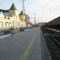 Партизанск :: Анатолий Кузьмич Корнилов
