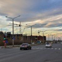 Городская окраина. :: юрий Амосов