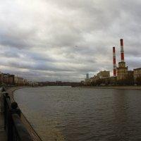 Москва-река :: Вячеслав Киселев