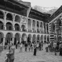 Рильский монастырь :: Елена Миронова