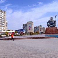 Актау :: Анатолий Чикчирный