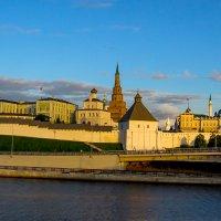 Казанский Кремль :: Виктор