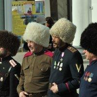 Однажды в Пятигорске :: Юрий Воронов