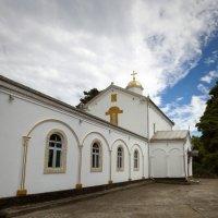Храм в селе Илор :: Анна Тесликова