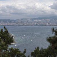 Вид на Стамбул. :: ALLA Melnik