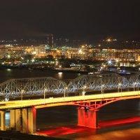 Мосты.Енисей :: Olga Al