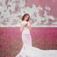 Розовые цветы :: Оксана Львова