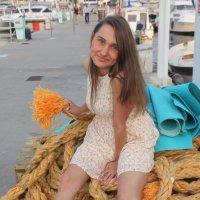 В порту :: Таня Фиалка