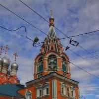 В перекрестье московских проводов :: M Marikfoto