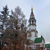 Церковь :: Владислав Смирнов