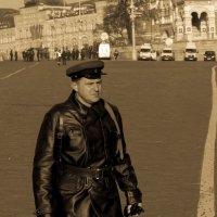 После парада на Красной Площади :: Андрей Воробьев
