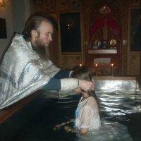 Крещение :: Клавдия Першина