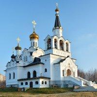 Всехсвятская церковь :: Леонид Иванчук