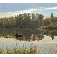 Утренняя рыбалка :: Юрий Ващенко