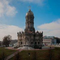 Церковь Знамения Пресвятой Богородицы в Дубровицах :: Светлана .