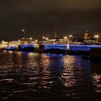 Дворцовый мост :: Валентина Папилова