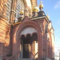 Собор в Гордоевке :: Лебедев Виктор