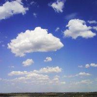 7. Облака. :: Александр
