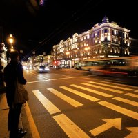 Прекрасные ночи Санкт- Петербурга! :: Павел Новоселов