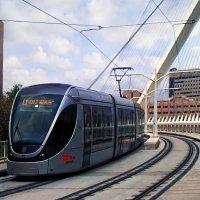 Иерусалимский трамвай :: Aleks Ben Israel