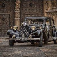 Гангстерский лимузин (Ситроен 11, 1936-1957 гг) :: Олег Фролов