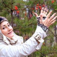 портрет в лесу :: Ирина