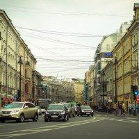 И опять же мой город ... :: Рома Григорьев
