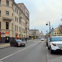 Пятницкая улица. :: Oleg4618 Шутченко
