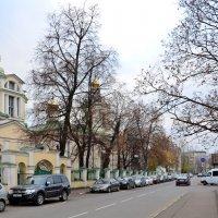 Вишняковский переулок. :: Oleg4618 Шутченко