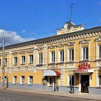 Дом купца М.С.Пономарева (1848-1855 гг.) в Самаре :: Денис Кораблёв