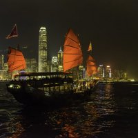 Гонконг :: Dmitriy Sagurov