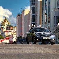 Такси :: Валерий Славников