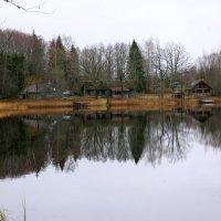Дом у озераю :: Айвар Вилюмсон