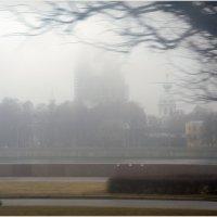 набережная в тумане :: sv.kaschuk