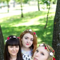 Трио :: Марина Семенкова