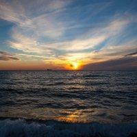 Вечер у моря 2 :: Игорь Гарагуля
