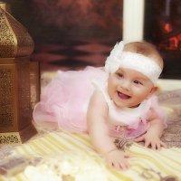 Новогодние фотосессии для малышей :: марина алексеева
