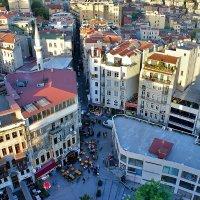 Вид Стамбула с Галатской башни :: Денис Кораблёв