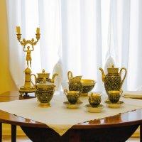 чайный сервиз царицы :: Наталья Вельди