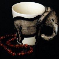 """Кружка """"Слон"""". :: Елена"""