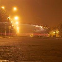 ночной туман :: Седа Ковтун