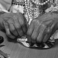 Мамины руки :: Елена Третьякова