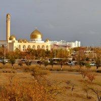 Мечеть. После дождя :: Анатолий Чикчирный