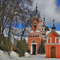 Церковь Иконы Божией Матери Смоленская в Ивантеевке, 1803-1808 :: Дмитрий Анцыферов